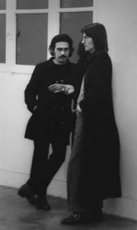 Jannis Kounellis e Giulio Paolini, 1970